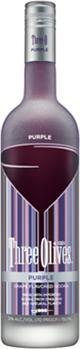 Three Olives Vodka Purple